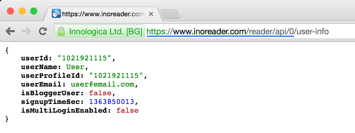 inoreader developers api endpoint